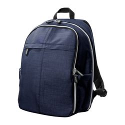 UPPTÄCKA backpack, dark blue Volume: 15 l