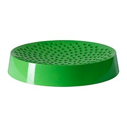 IKEA PS 2012 bowl, green Diameter: 39 cm Height: 7 cm