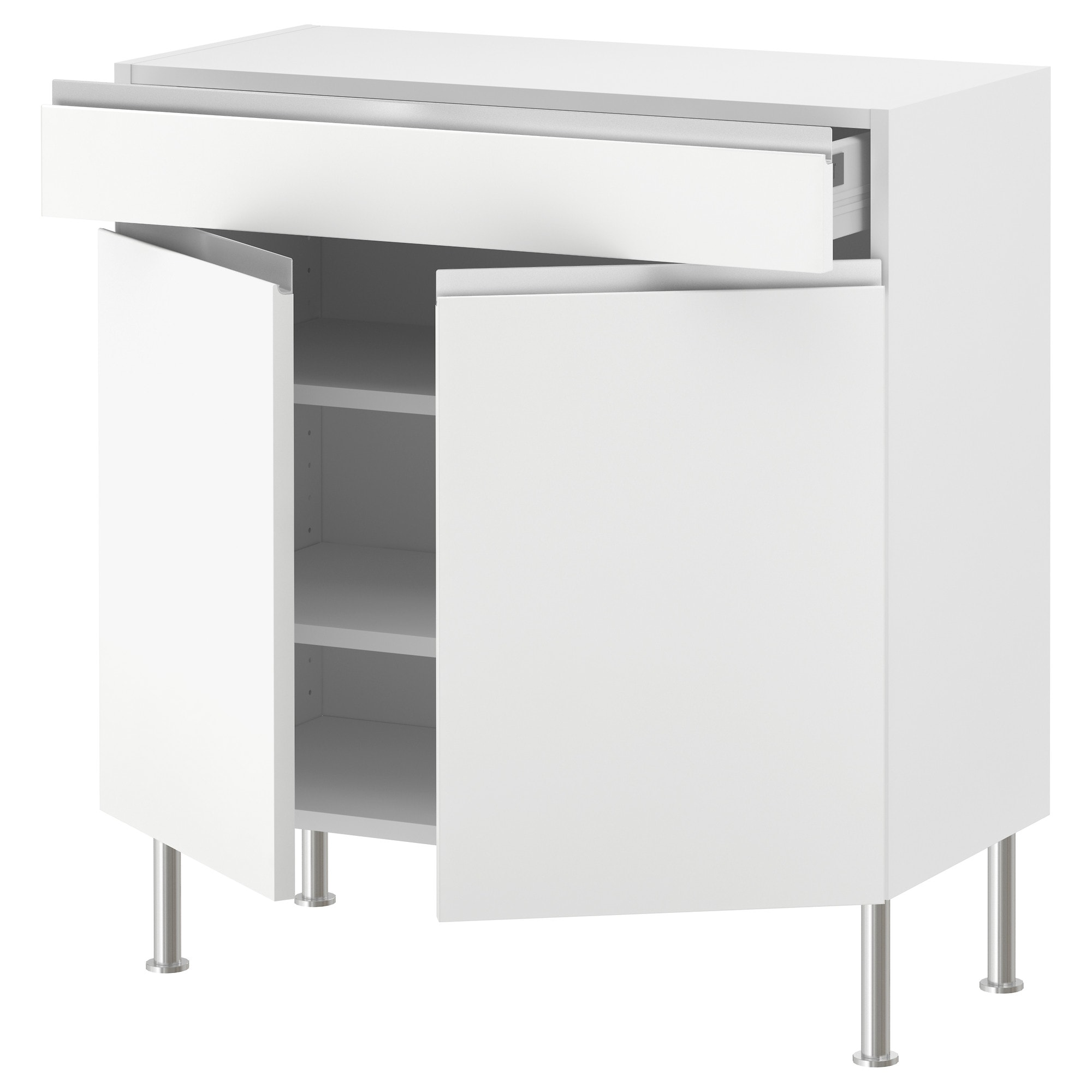 FAKTUM/RATIONELL system - Base cabinets & Wall cabinets - IKEA