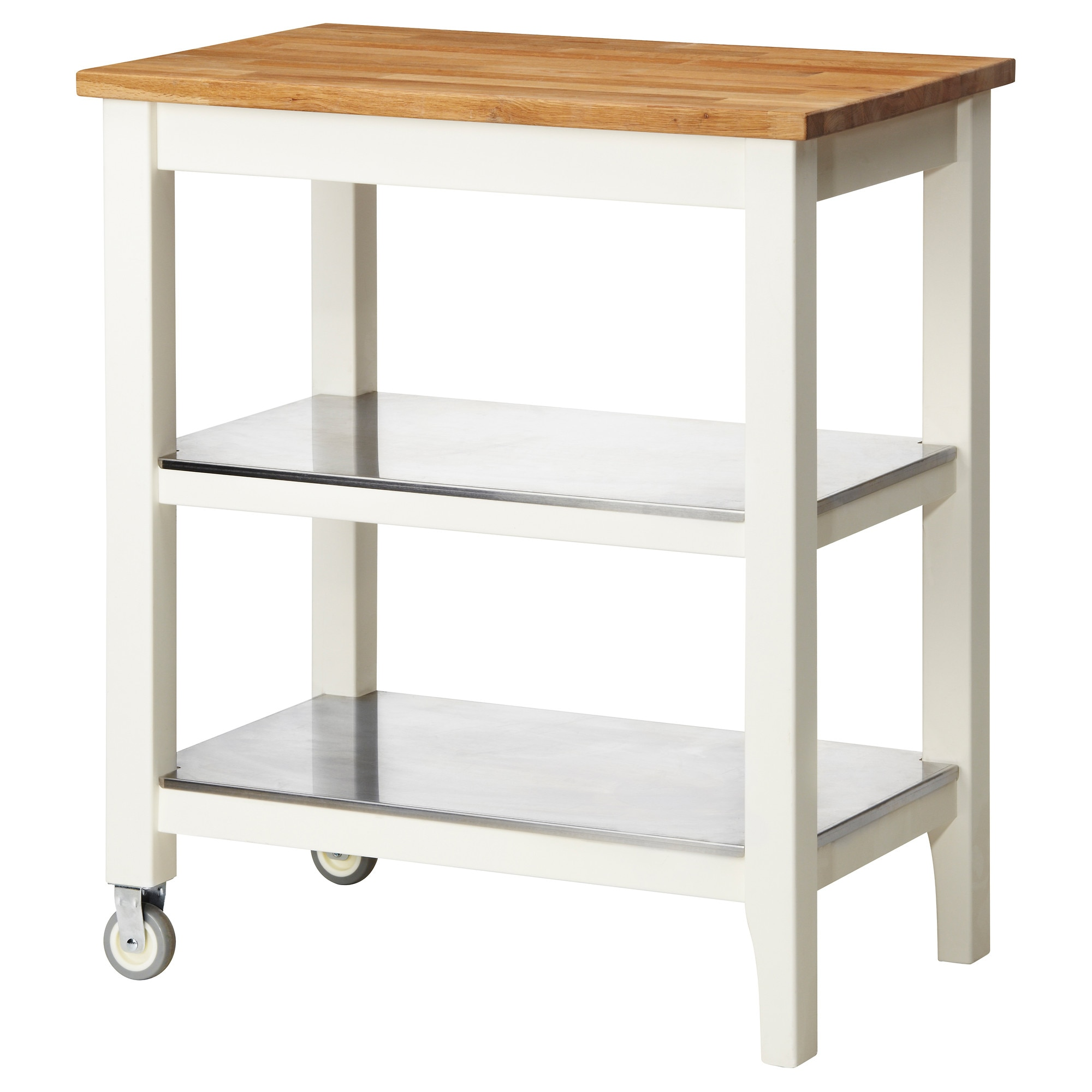 Steel Shelf For Kitchen Stenstorp Kitchen Trolley Ikea