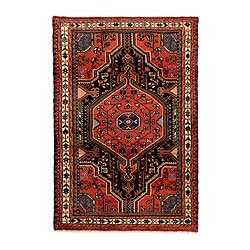 "PERSISK HAMADAN rug, low pile, assorted patterns Length: 4 ' 11 "" Width: 3 ' 3 "" Pile coverage: 11.47 oz/sq ft Length: 150 cm Width: 100 cm Pile coverage: 3500 g/m²"