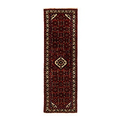 PERSISK HAMADAN rug, low pile, handmade assorted patterns assorted patterns Length: 200 cm Width: 80 cm Area: 1.60 m²