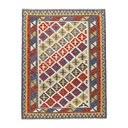 PERSISK KELIM GASHGAI rug, flatwoven, handmade assorted patterns assorted patterns Length: 180 cm Width: 125 cm Area: 2.25 m²