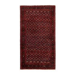 PERSISK BELUTCH rug, low pile, assorted patterns Length: 200 cm Width: 100 cm