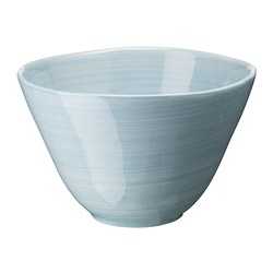 "FORSLA bowl, blue Diameter: 5 "" Height: 3 "" Diameter: 13 cm Height: 8 cm"