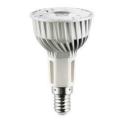 LEDARE LED bulb E14 reflector R50 Luminous flux: 150 lm Diameter: 5 cm Height: 8.5 cm
