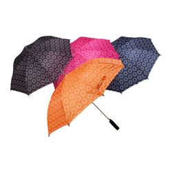 UPPTÄCKA umbrella, assorted patterns Length: 80 cm Diameter: 90 cm