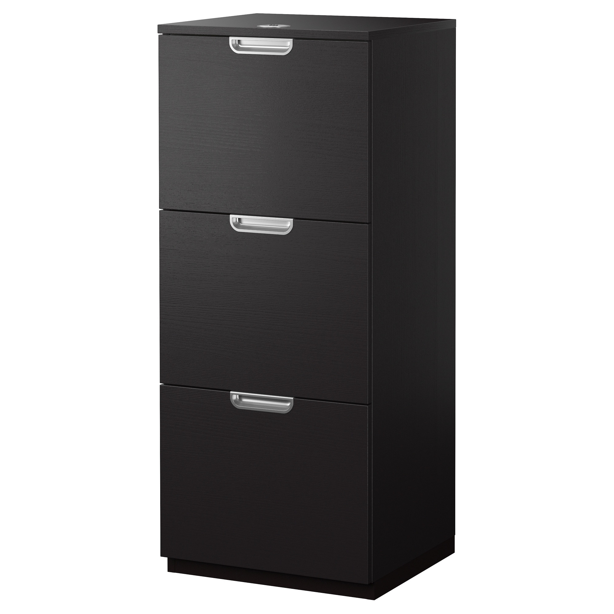 High Quality GALANT File Cabinet   Black Brown   IKEA