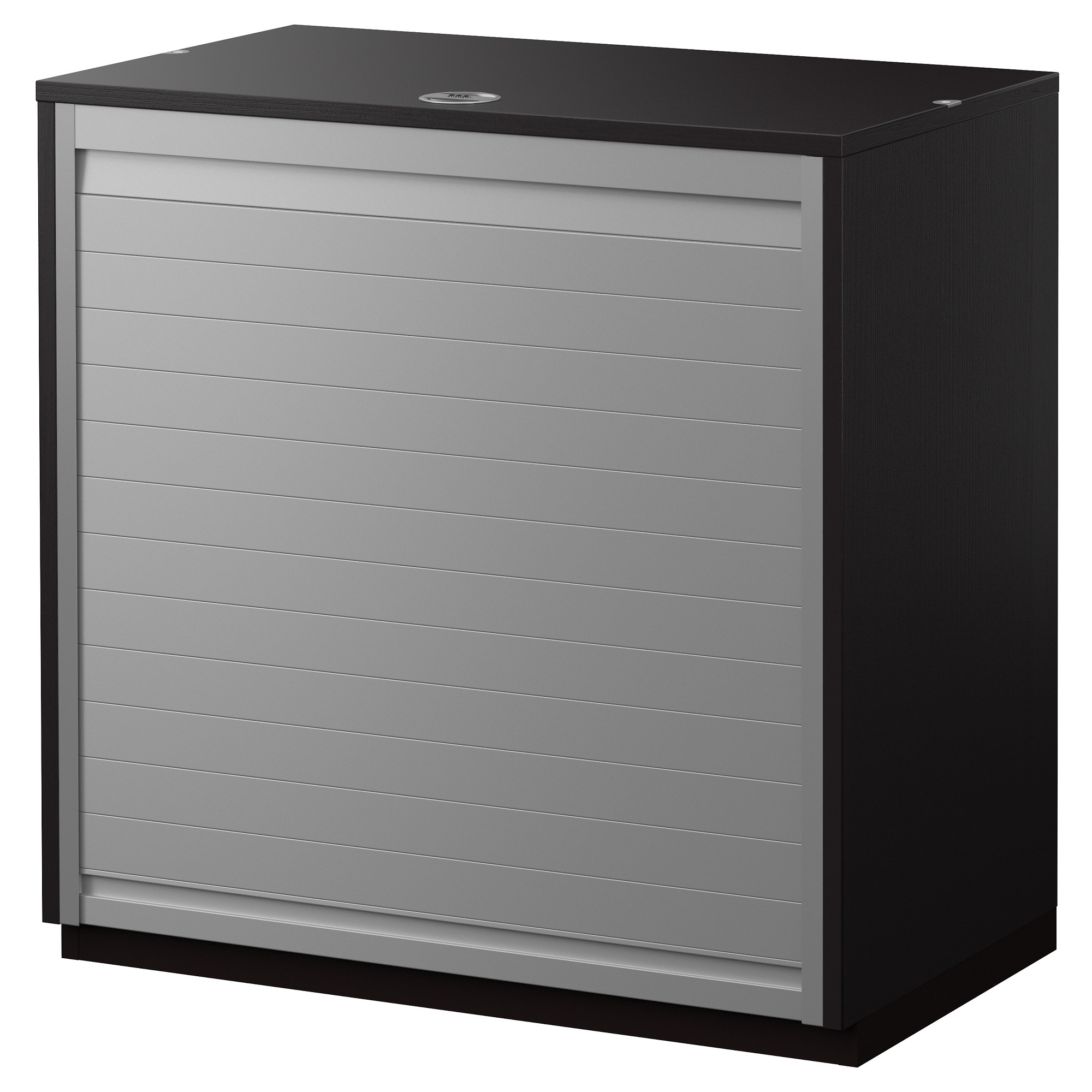 home office storage ideas 12 convert galant roll front cabinet black brown width 31 1 2 charming thoughtful home office