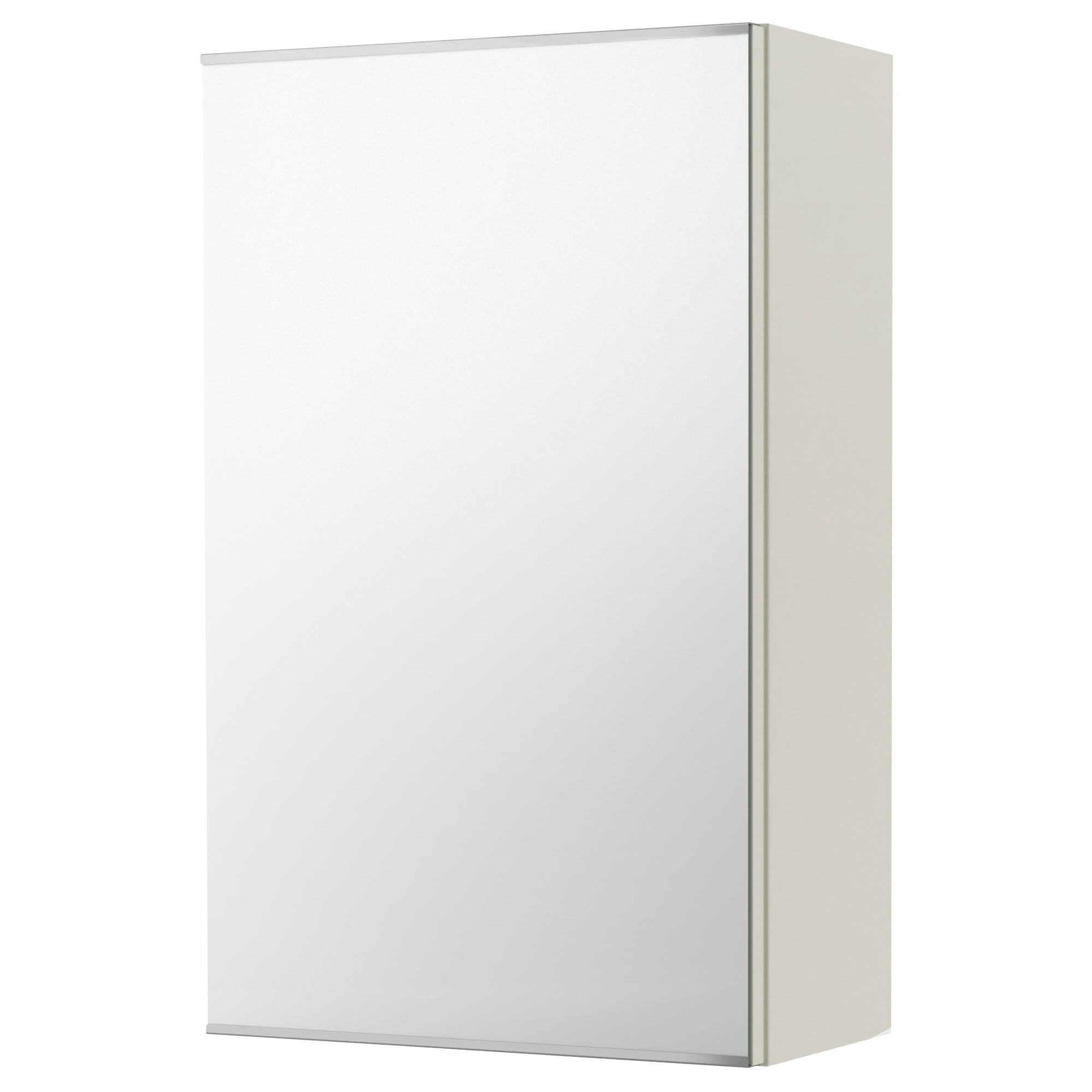 Bathroom wall cabinets with mirrors - Lill Ngen Mirror Cabinet With 1 Door White Width 15 3 4 Depth