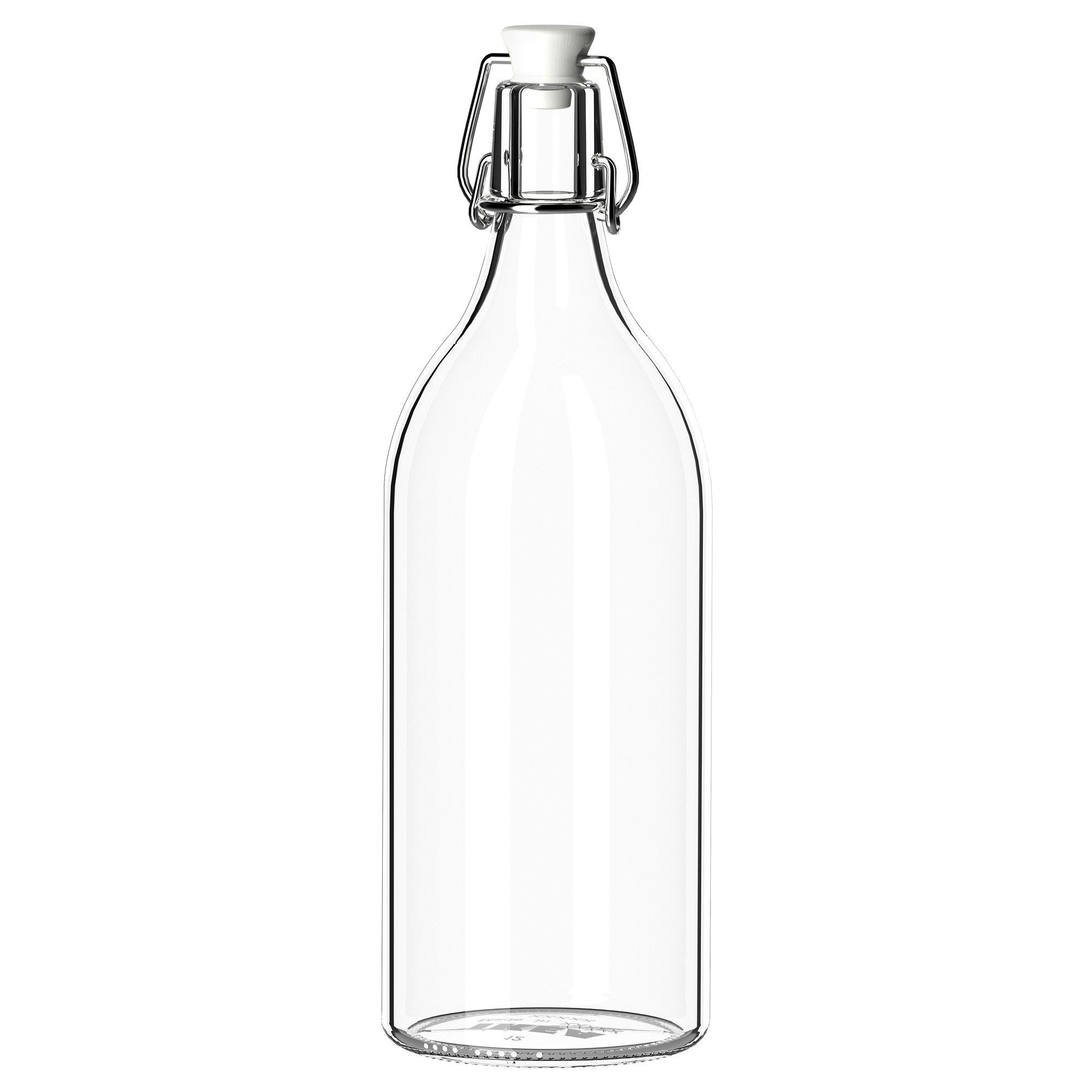 korken bottle with stopper ikea