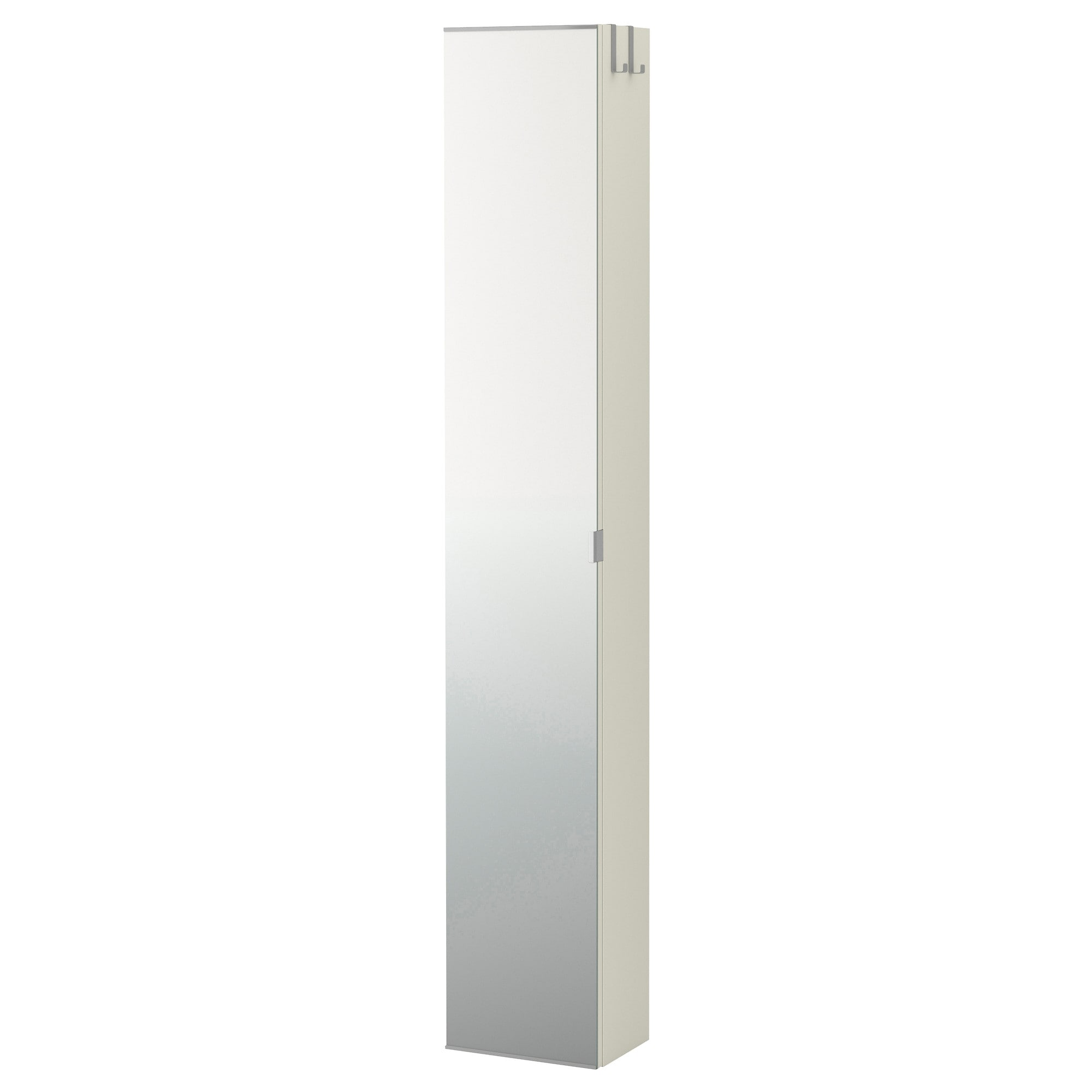 LILLNGEN High Cabinet With Mirror Door
