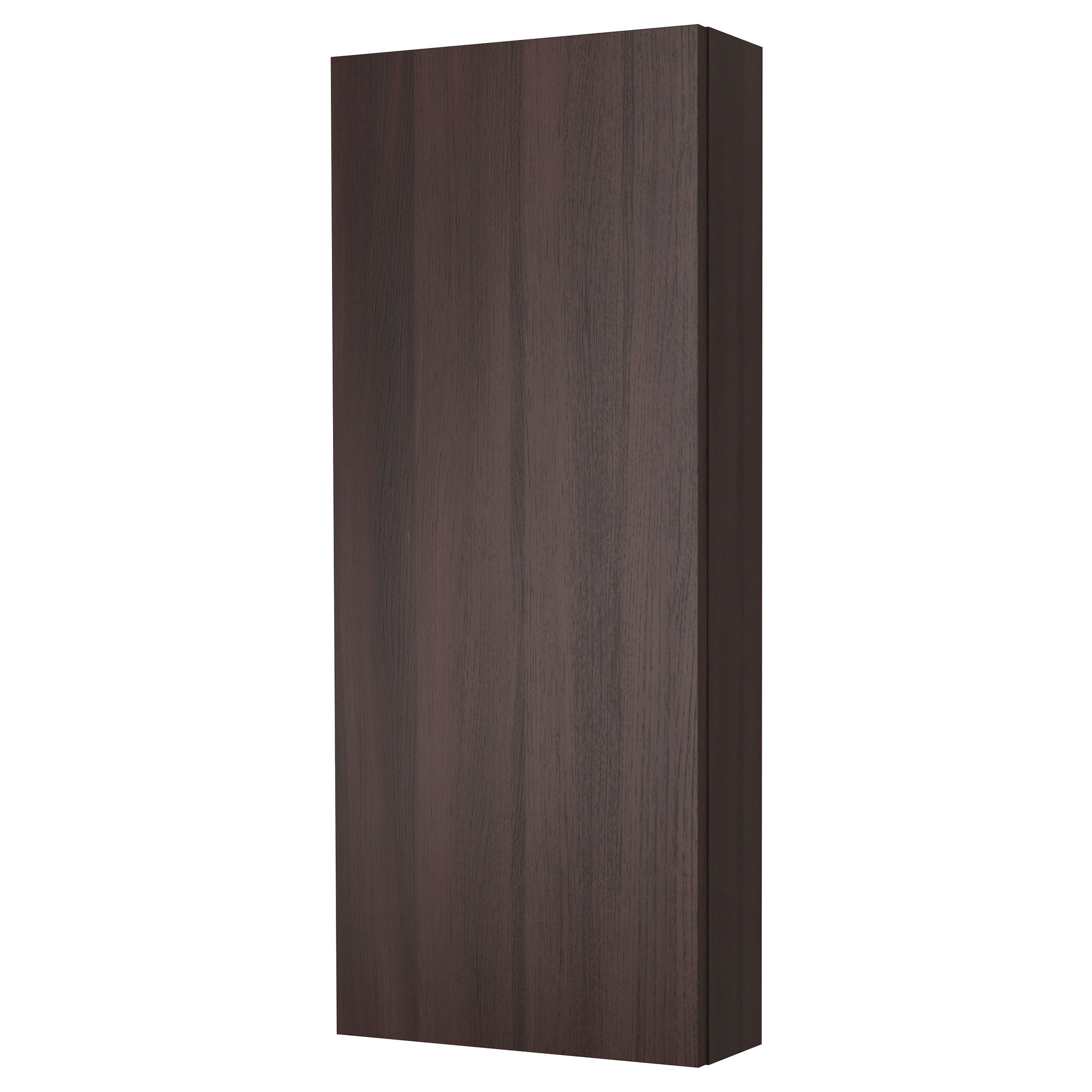 Godmorgon Wall Cabinet With 1 Door, Blackbrown Blackbrown Width: 15