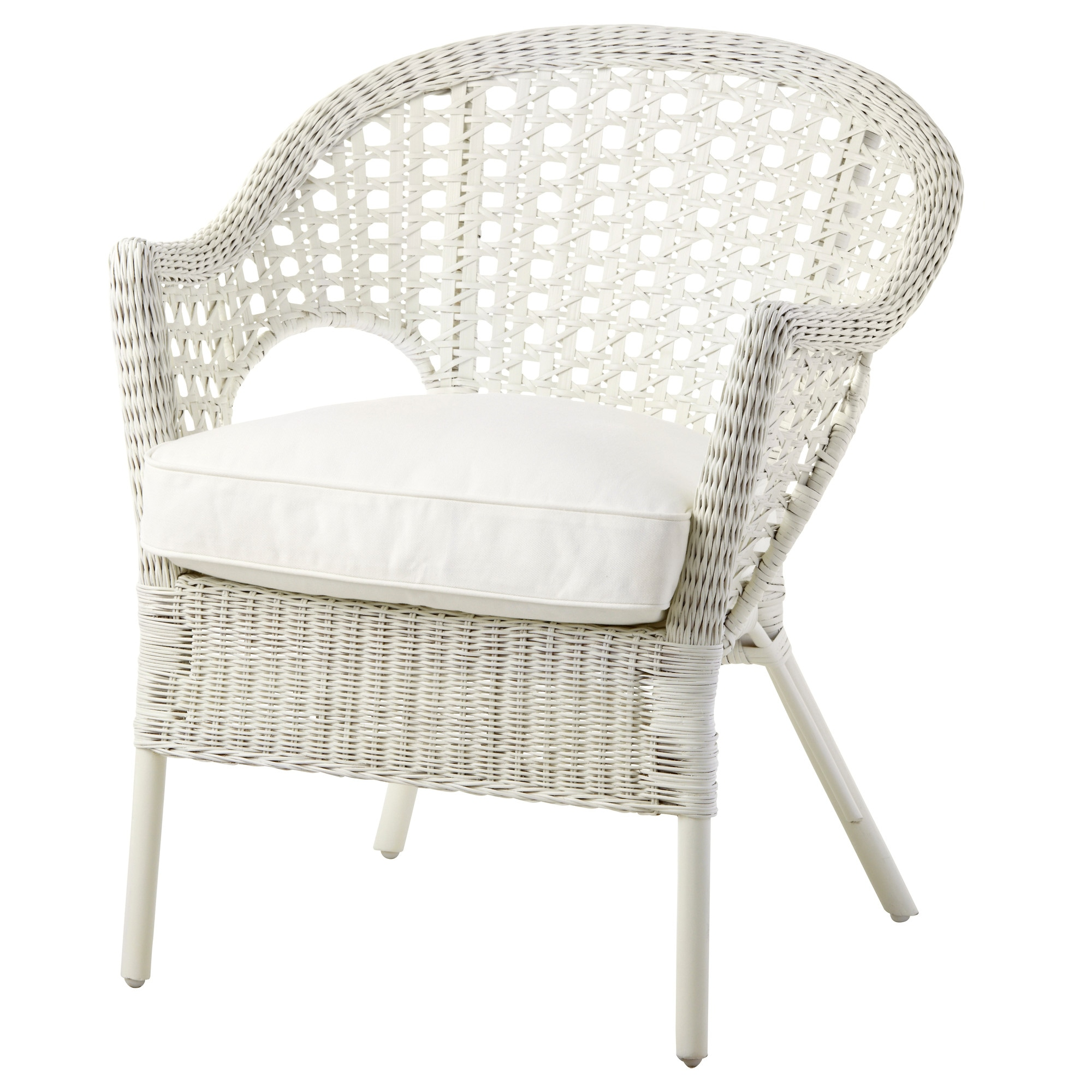 rattan armchairs - wicker armchairs - ikea
