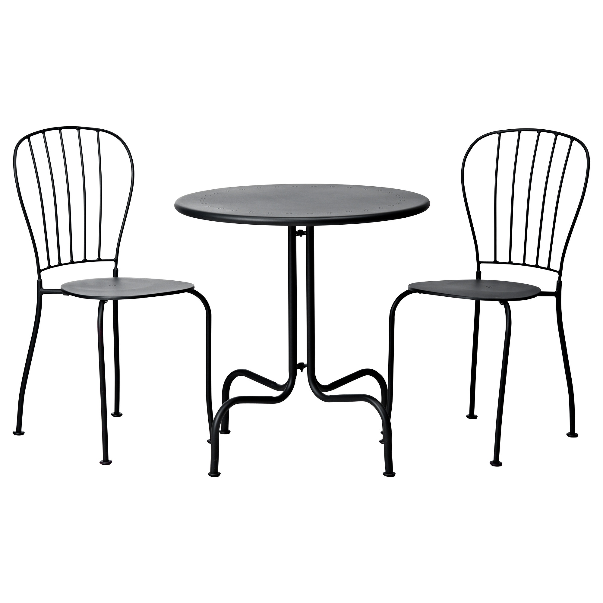 "L""CK– Table 2 chairs outdoor IKEA"