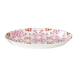 "TROLSK side plate, patterned Diameter: 8 "" Diameter: 20 cm"