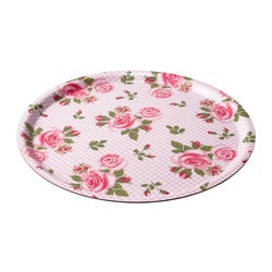 BÄRBAR tray, rose Diameter: 43 cm