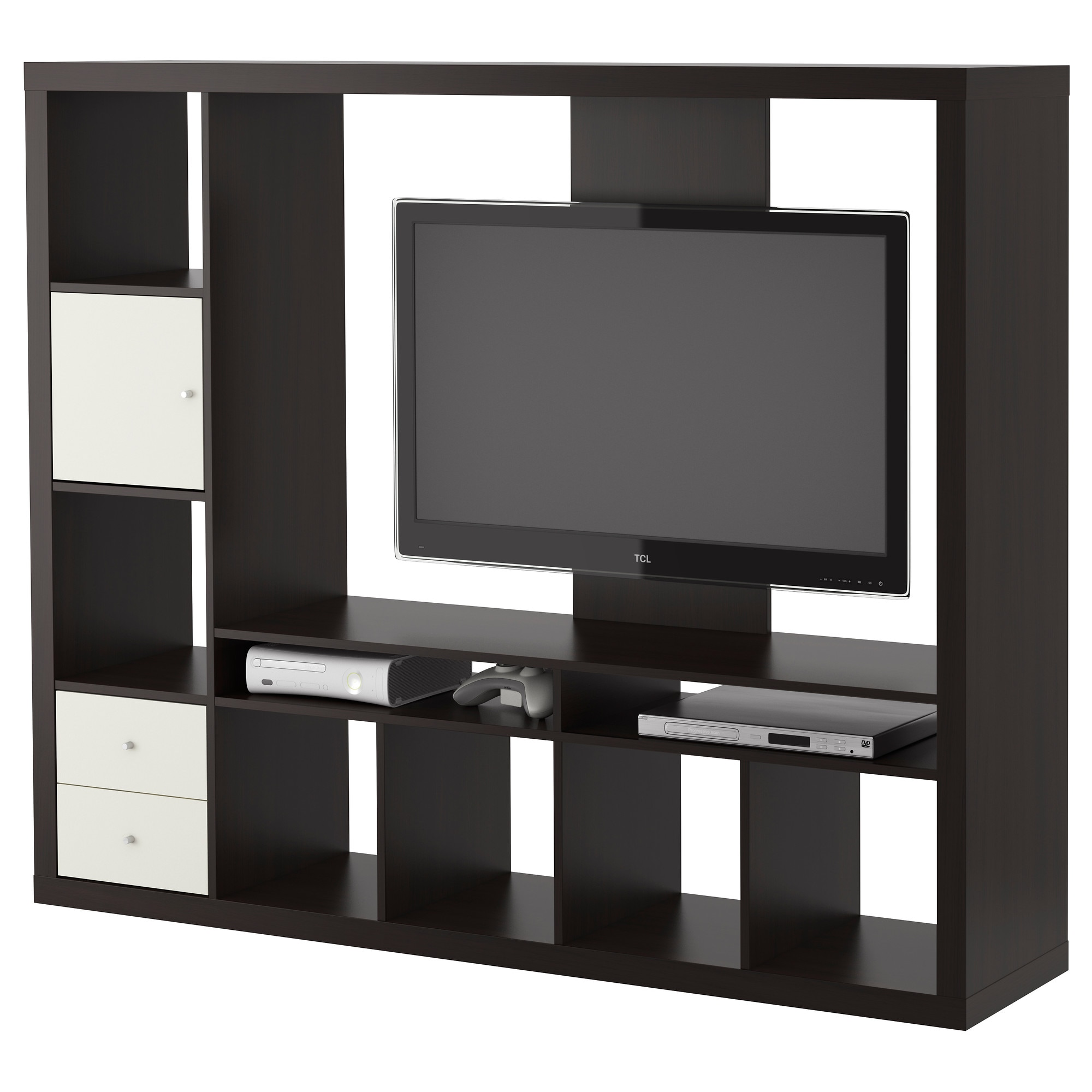 Ikea entertainment unit home design online for Tv furniture