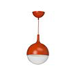 VÄSTER LED pendant lamp IKEA Gives a directed light; good for lighting up for example dining tables or coffee tables.