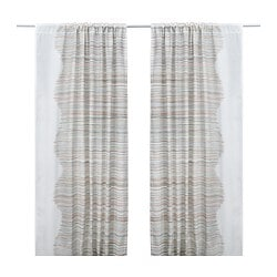 MALIN TRÅD Curtains, 1 pair $39.99