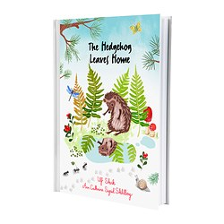 VANDRING - THE HEDGEHOG book