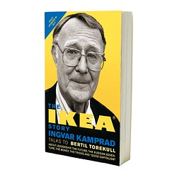 THE HISTORY OF IKEA book