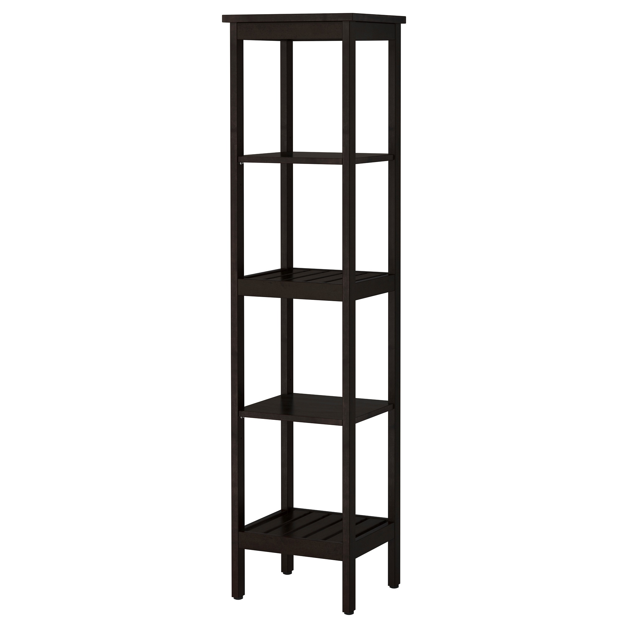 Charmant HEMNES Shelving Unit   Black Brown Stain   IKEA