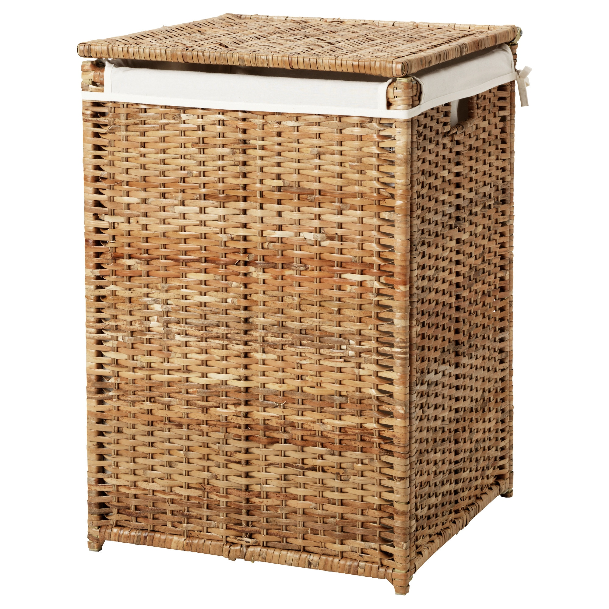 BRANÄS Laundry Basket With Lining   IKEA