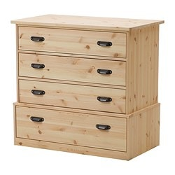 FJELL Chest of 4 drawers $499