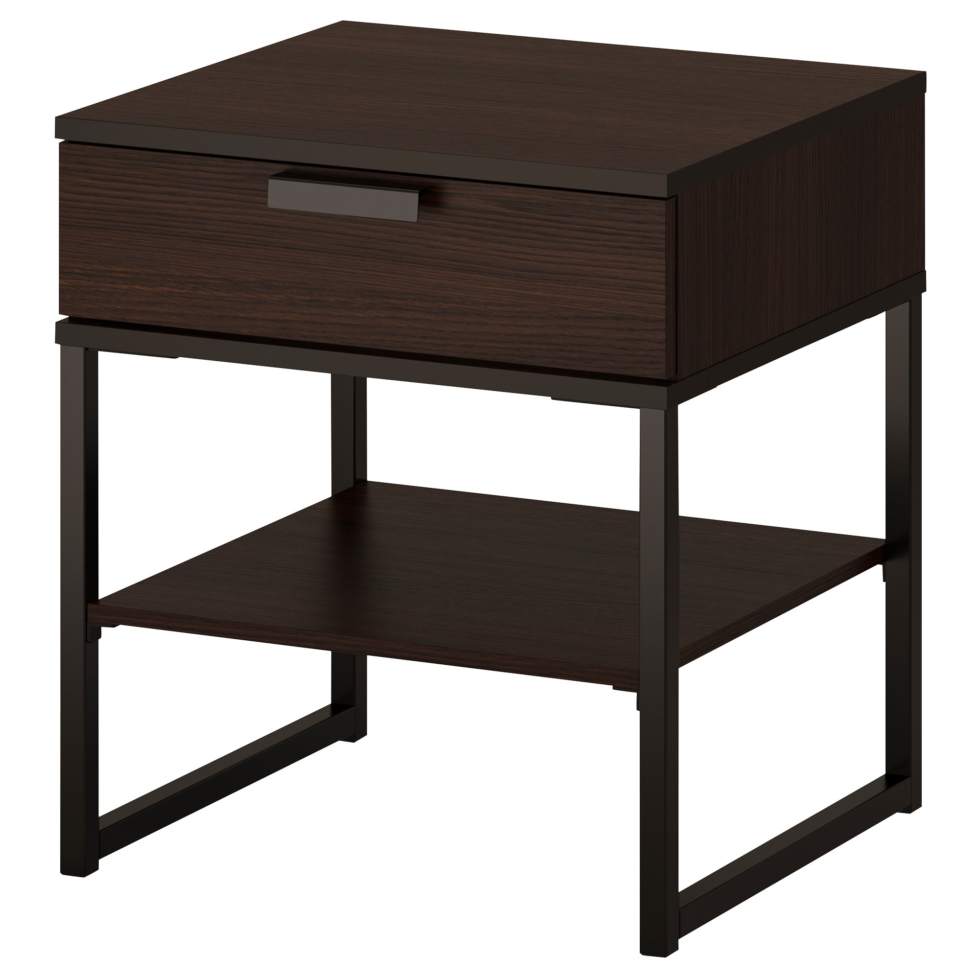 luxury ikea bed frame side table insured by ross. Black Bedroom Furniture Sets. Home Design Ideas