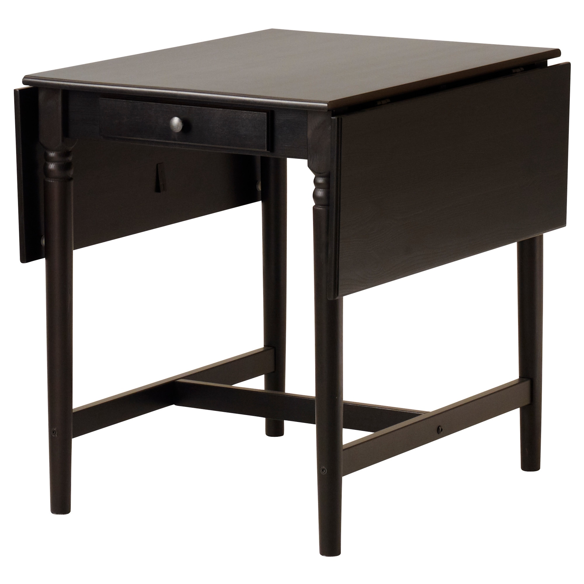 Ikea Folding Dining Table ingatorp drop-leaf table - ikea