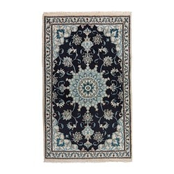 PERSISK NAIN rug, low pile Length: 135 cm Width: 85 cm Area: 1.15 m²