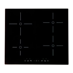 placas de cozinha g s vitrocer mica e indu o ikea. Black Bedroom Furniture Sets. Home Design Ideas
