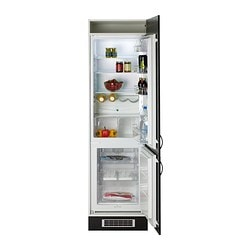 BITANDE integrated fridge/freezer A+, No Frost white Width: 54.0 cm Depth: 54.7 cm Height: 177.2 cm