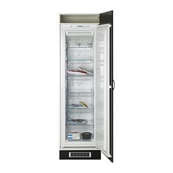 FRYSA integrated freezer A+, No Frost white Width: 54.0 cm Depth: 54.7 cm Height: 177.2 cm