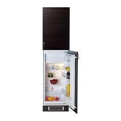 FÖRKYLD integrated fridge A++, white Width: 54.0 cm Depth: 55.0 cm Height: 122.1 cm