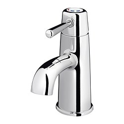 GRANSKÄR wash-basin mixer tap, chrome-plated Height: 16 cm