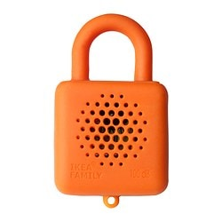 PATRULL personal attack alarm, orange