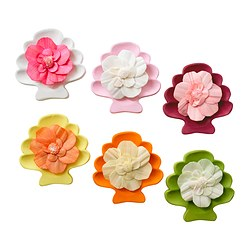 DOFTA potpourri on dish, assorted colours Length: 12 cm Width: 12 cm