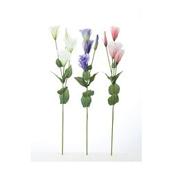 SMYCKA artificial flower, Texas bluebell assorted colours Height: 60 cm