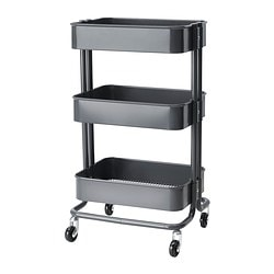 RÅSKOG Kitchen trolley $79
