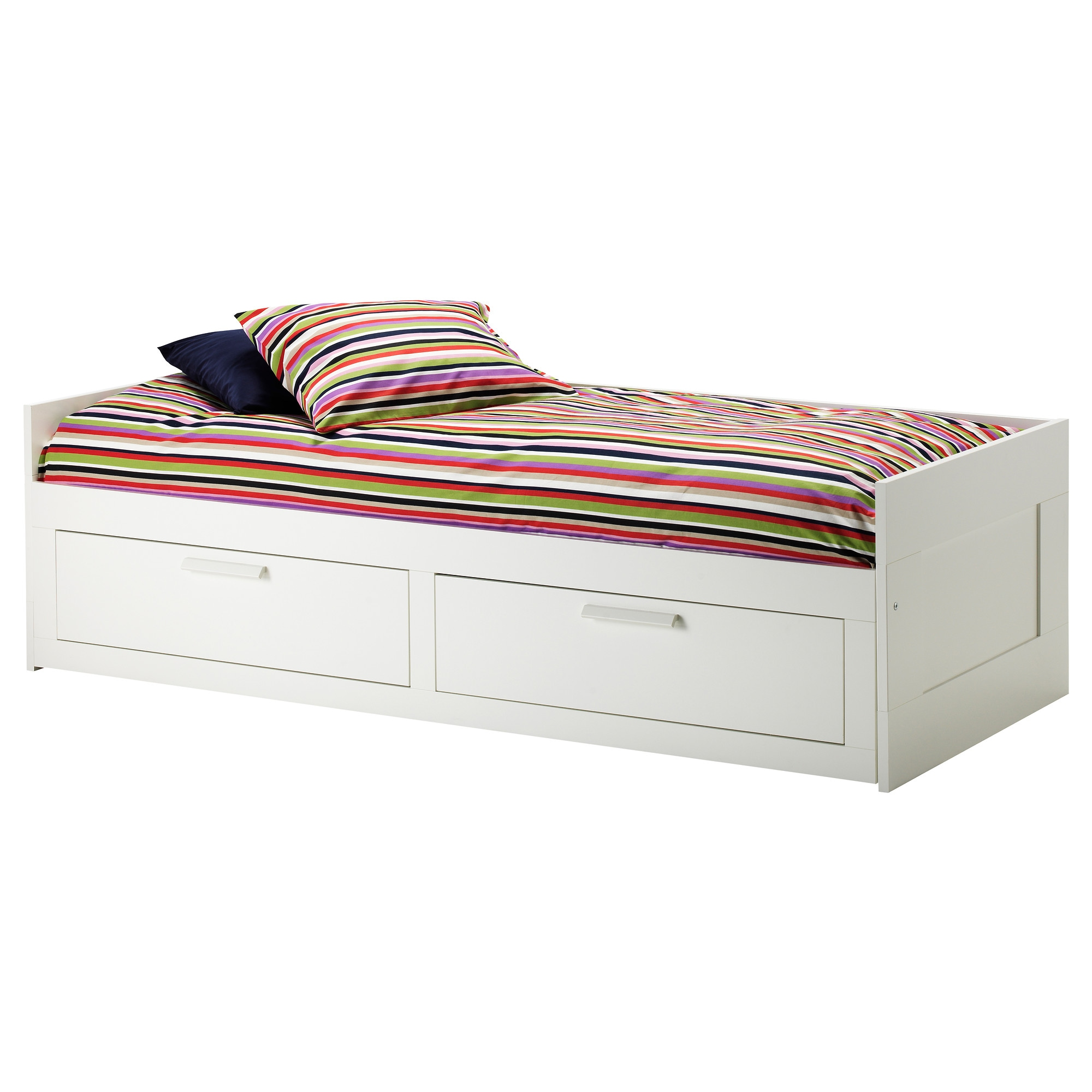 the ignite of mattress ikea storage inspirational amp w bed brimnes in double lovely built white hovag show