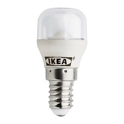 LEDARE LED bulb E14, sign clear Luminous flux: 80 lm Power: 2.3 W