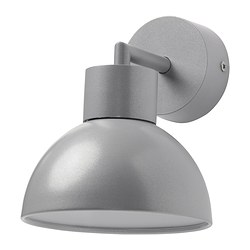 SOLBACKEN LED spotlight Depth: 16 cm Height: 17 cm Base diameter: 8 cm