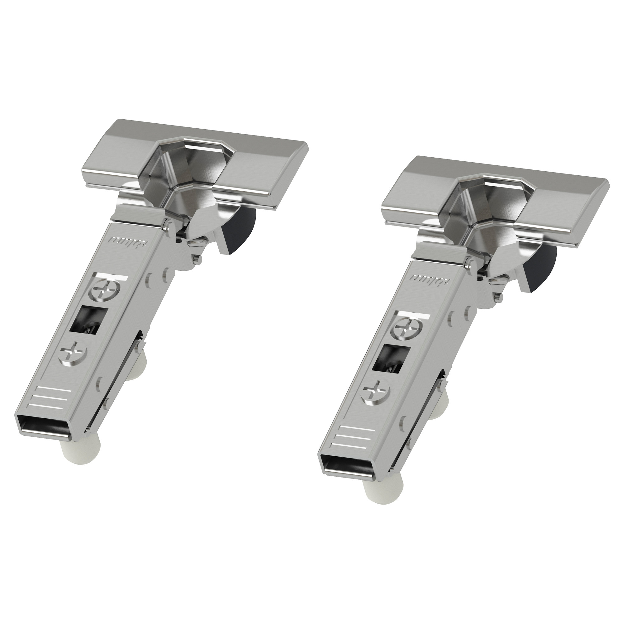 how to install ikea soft close hinges