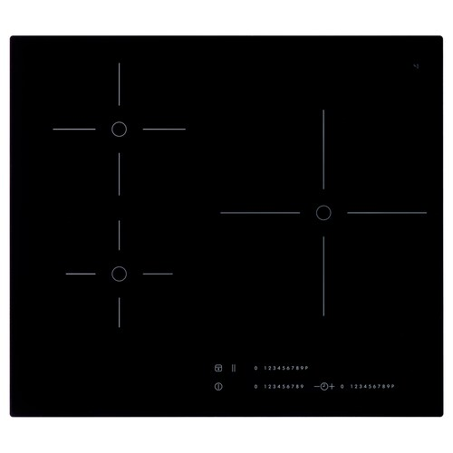 IKEA MÄSTERLIG Table cuisson induction/booster