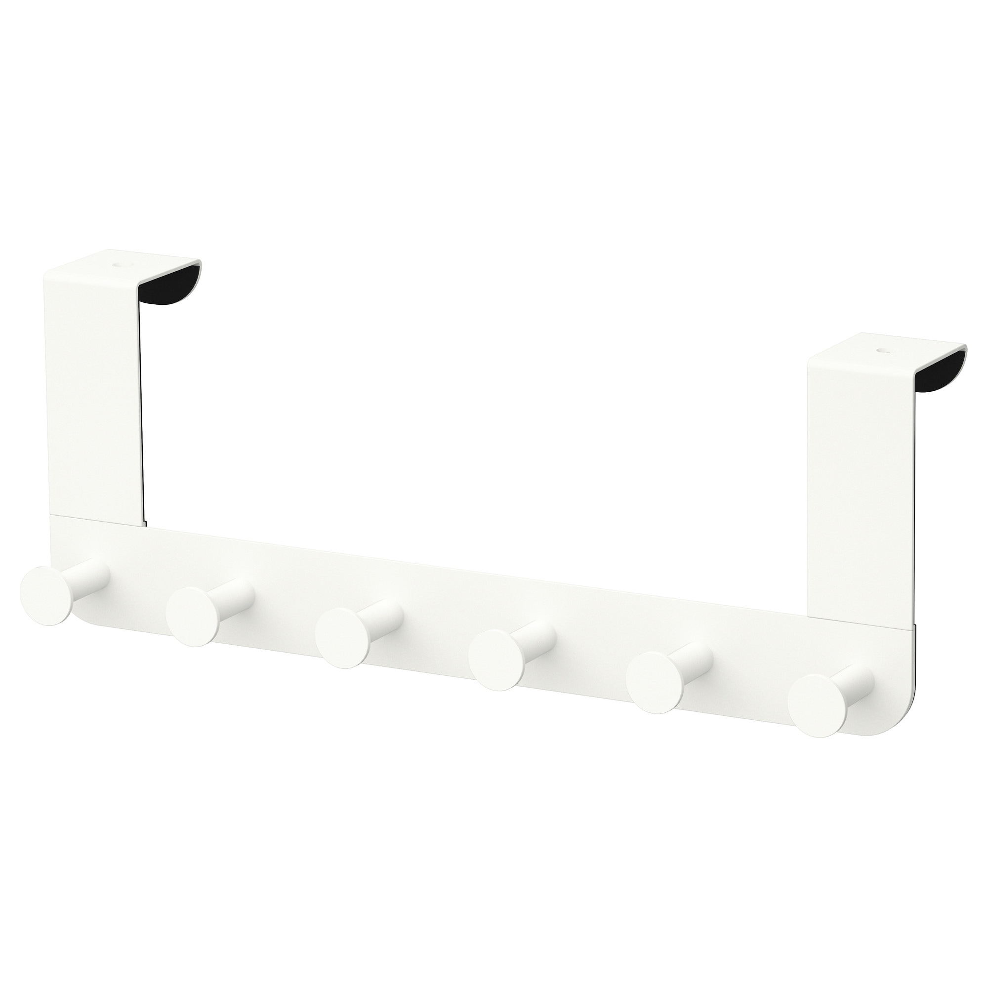 ENUDDEN hanger for door  white Width  13     Height  5 1. Towel Rails   Holders   IKEA