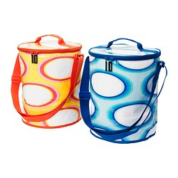SOLUR cool bag Diameter: 27 cm Height: 33 cm