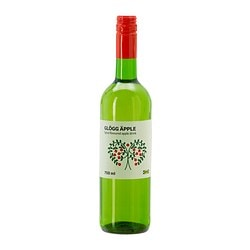 GLÖGG ÄPPLE spiced apple drink Volume: 25.4 oz Volume: 750 ml