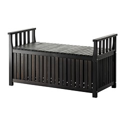 ÄNGSÖ Storage bench $149.00